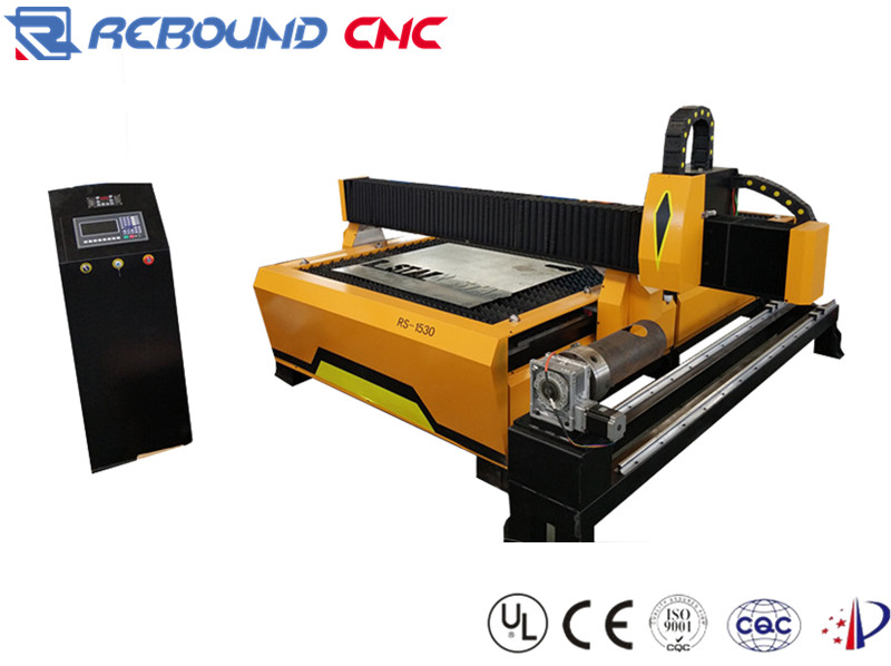 1530 China iron/steel plate and pipe CNC plasma cutting machines