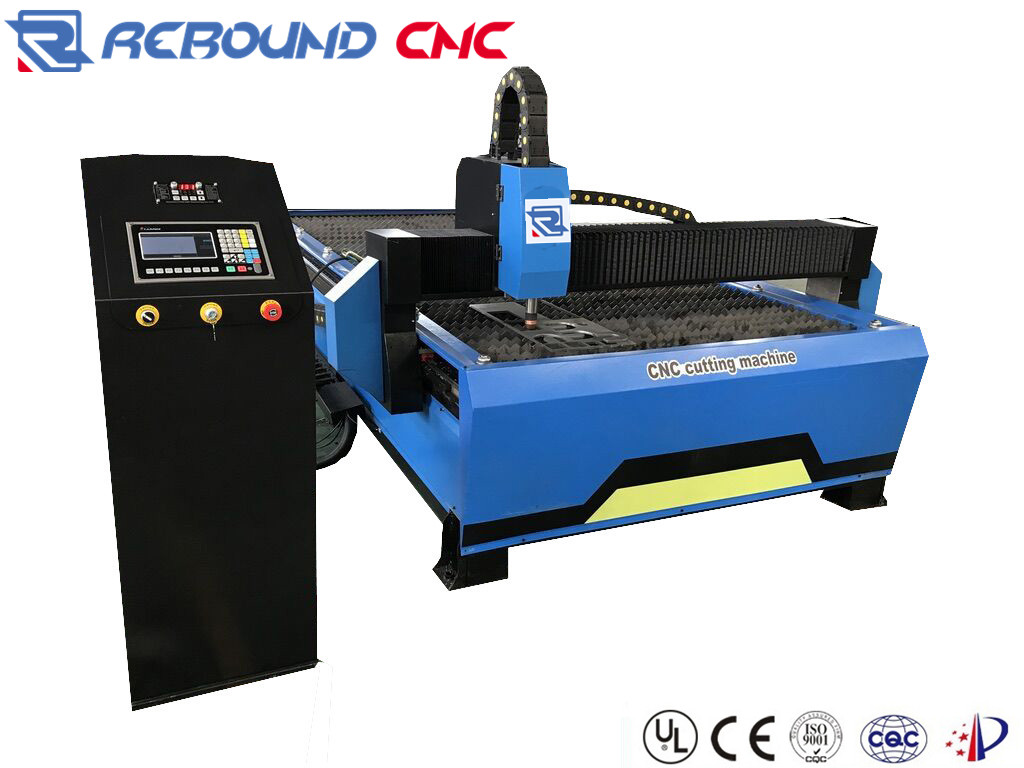 1530 steel/iron plate CNC table type plasma cutting machines