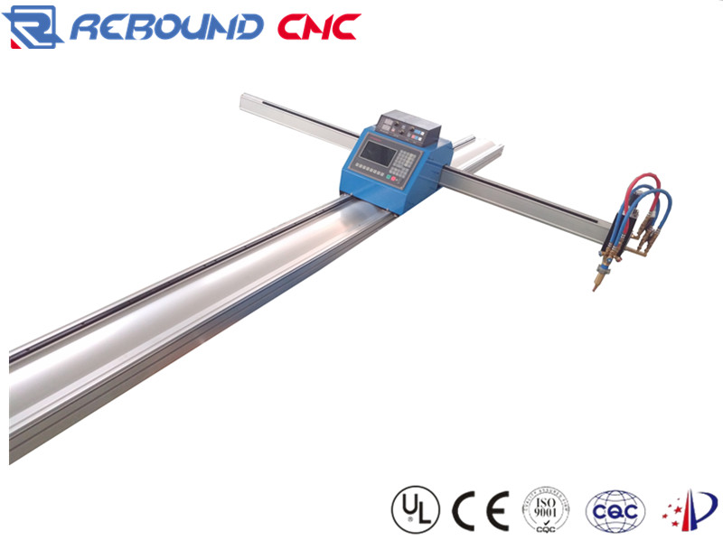 Portable CNC gas cutting machines for iron/steel sheet with good price